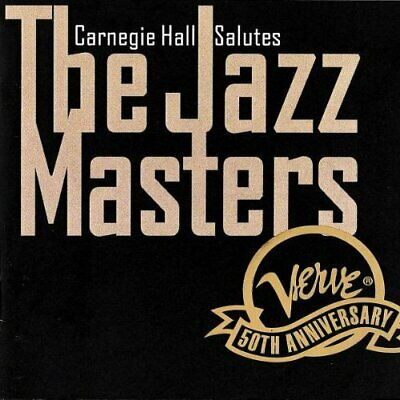 Various - Carnegie Salutes Jazz Masters - Various CD VAVG The Cheap Fast Free