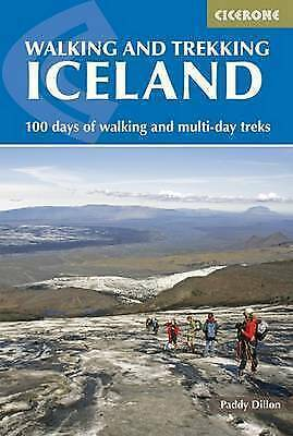 Walking and Trekking in Iceland by Dillon, Paddy (Paperback book, 2015)