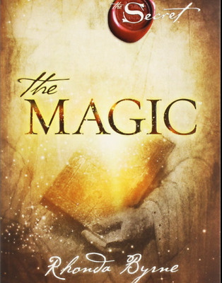 The Magic By Rhonda Byrne Read on PC_SmartPhone_Tablet Cheapest on eBay [PDF]