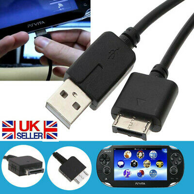 USB Charging Lead Charger Cable for Sony Playstation PS Vita (1000 series) UK