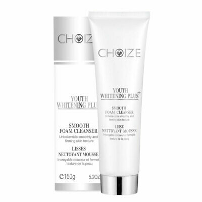 CHOIZE Youth Whitening Plus+ Smooth Foam Cleanser 150g