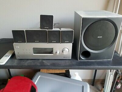 Sony 5.1 - Channel Home Theater System