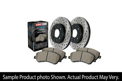 StopTech 936.47016 Street Axle Pack
