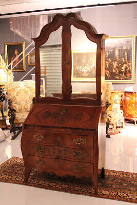 Trumeau Genovese a Clover/Period Nineteenth Century/Antique