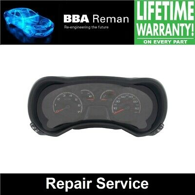 Ford KA Instrument Cluster 2009-2015 **Repair Service with Lifetime Warranty!**