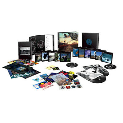 Pink Floyd Later Years 1987 - 2019 (NEW 16 DISC BOXSET CD, DVD & BLURAY) PRESALE