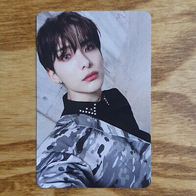Jun Official Photocard A.C.E Under Cover : The Mad Squad Ace Genuine Kpop