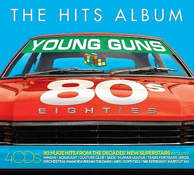 THE HITS ALBUM: 80s YOUNG GUNS 4 CD SET (Released November 1st 2019)