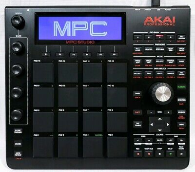Akai MPC Studio Black USB MIDI Interface 25361-1