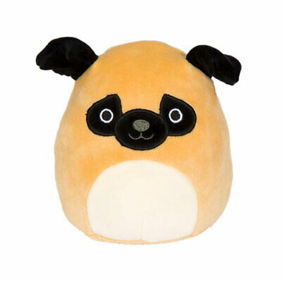 SQUISHMALLOW® - Prince the Pug - 7.5 inch super soft branded plush toy