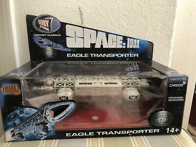 Product Enterprise Space 1999 Eagle Transporter Gerry Anderson TV