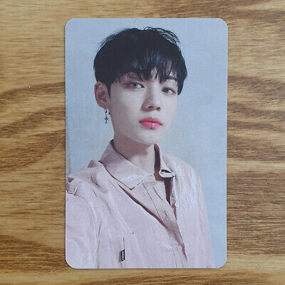 Chan Official Photocard A.C.E Under Cover : The Mad Squad Ace Kpop Genuine