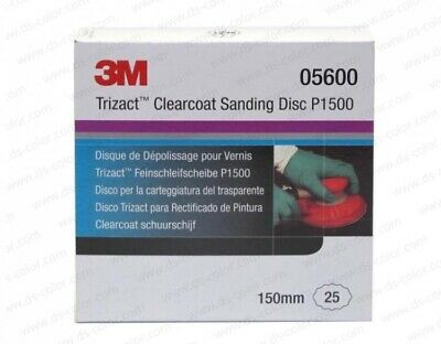 10 or Box  BN Genuine 3M Product.Seller 3M Trizact P6000 Part 51130  1 2 5