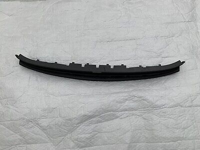 VAUXHALL OPEL CORSA E 2015-ONWARDS FRONT BUMPER LOWER GRILL TRIM p//n 13432002
