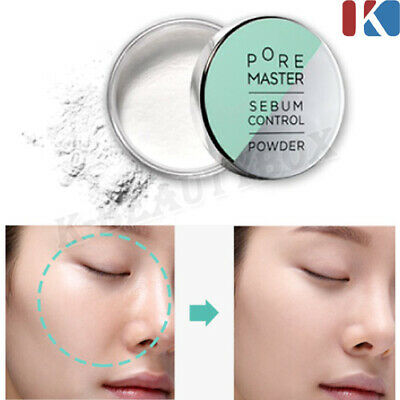Amore Pacific ARITAUM Pore Master Sebum Control Powder #White Soft Loose Powder