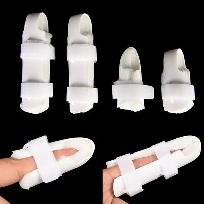 Mallet DIP Finger Injury Protector Support Brace Splint Joint Protection 4  xl