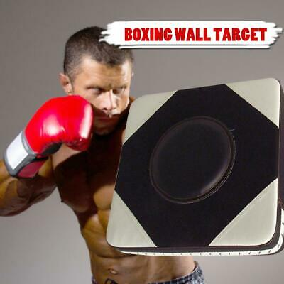 PU Leather Wall Boxing Focus Target Punch Pad Fight Sanda Punching Training Bag