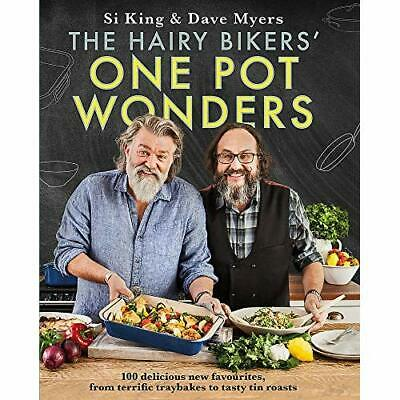 The Hairy Bikers' One Pot Wonders: Over 100 delicious n - Hardcover NEW Bikers,