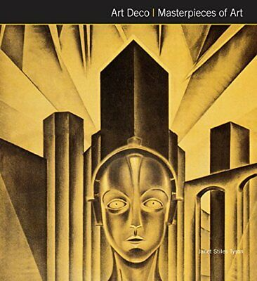 Art Deco Masterpieces of Art by Flame Tree Studio Book The Fast Free Shipping