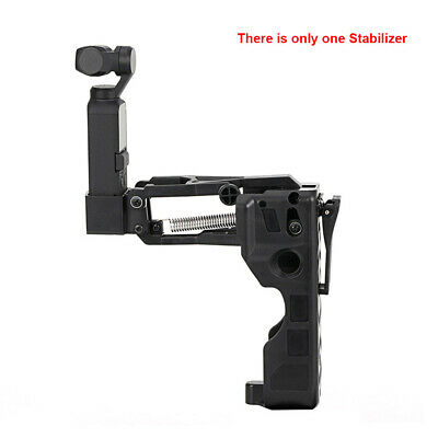 For OSMO POCKET Z Axis Stabilizer Gimbal Handheld Stand Camera Smartphone