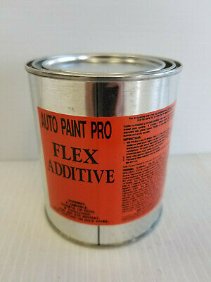 Flex Agent Automotive Lacquer Enamel Urethane Restoration Car Paint Supplies