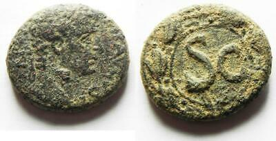 ZURQIEH -as14073- Seleucis and Pieria. Antioch. NERO AE 27