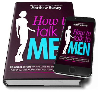 How to Talk to Men - Matthew Hussey 💥 E-b0ok ✅ pdf, epub 🎁