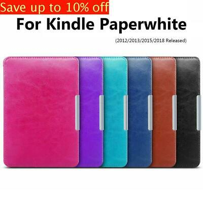 Smart Case Magnetic Cover e-Books Reader Protector For Amazon Kindle Paperwhite