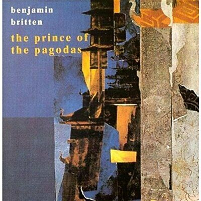 Britten: The Prince of the Pagodas -  CD KTVG The Cheap Fast Free Post The Cheap