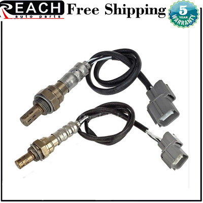 DENSO OEM A//F Air//Fuel Air-Fuel Ratio Sensor 234-9126 2349126