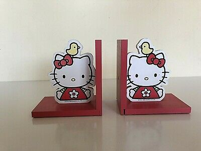 Hello Kitty Bookends