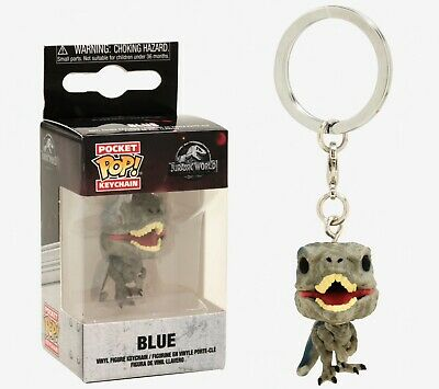 Funko Pocket Pop Keychain: Jurassic World - Blue Vinyl Figure Keychain #31825