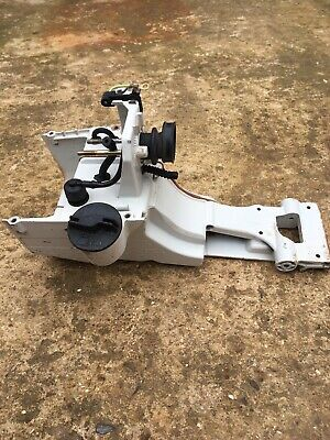 Stihl ts400 Genuine Fuel tank Assembly  c/w all rubber hoses etc