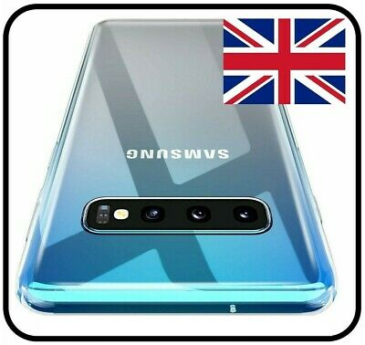 CLEAR Case For Samsung Galaxy S10 Plus OR S10 - protection Shockproof FAST UK