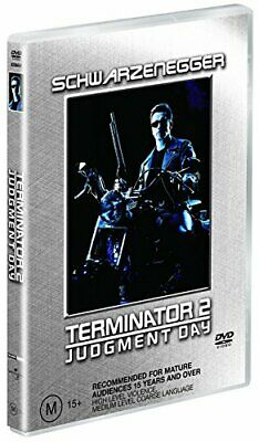 Terminator 2: Judgment Day (2 Disc Ultimate Edition) - DVD  K4VG The Cheap Fast