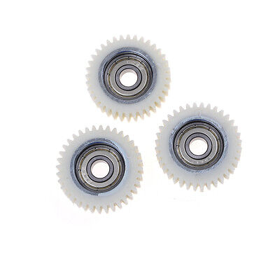 3X Lot Diameter:38mm 36Teeths- Thickness:12mm Electric vehicle nylon gear CL  .*