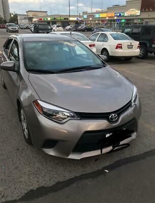 Toyota Corolla LE - Excellent  Condition - 2015 - Aircon Toyota Corolla LE - Excellent  Condition - 2015 - Aircon