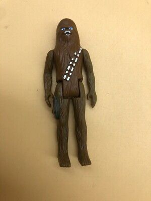 1977 Chewbacca With Bag Star Wars Original Hong Kong Kenner Action Figure  !
