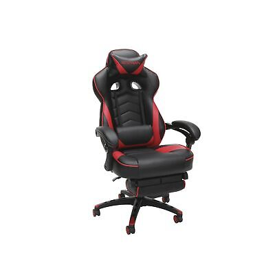 RESPAWN-110 Racing Style Gaming Chair - Reclining Ergonomic Leather Chair wit...