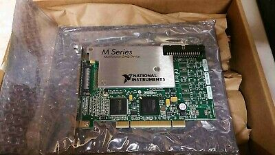National Instruments NI-PCI-6250 acquisition card