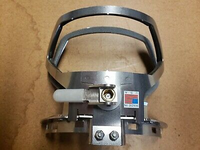 Melco Back of Hat Cap Hoop Clamp