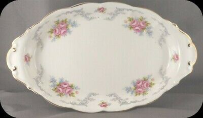 """Royal Albert Tranquillity Large 10"""" Regal Tray Made In England"""