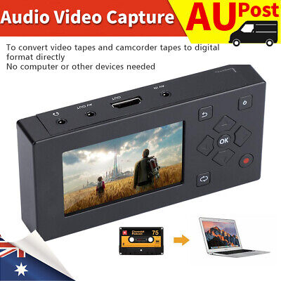 AV Recorder Audio Video Converter Video Capture Recording fq