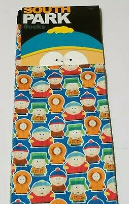 NEW Men's Women's Adults Loot Crate LOOT WEAR Limited Edition SOUTH PARK Socks