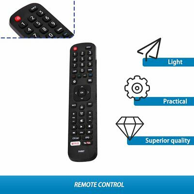 EN2B27 Remote Control Replacement & Backup Accessory For Hisense Television AE