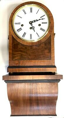 Stunning Vintage Musical Bracket Clock And Bracket