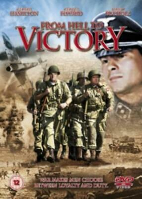 From Hell to Victory =Region 2 DVD,sealed=