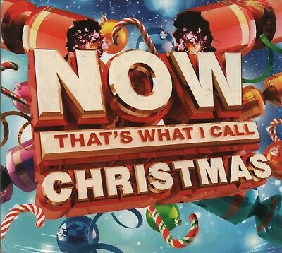 NOW THAT'S WHAT I CALL CHRISTMAS (2015) - CD album (71 tracks - New & sealed)