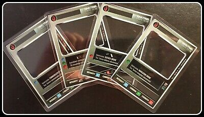 Service the Collective Star Trek NM//Mint!!! First Contact Enhanced