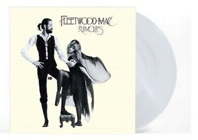FLEETWOOD MAC RUMOURS CLEAR VINYL LP (New Release November 29th)